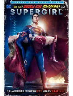 Supergirl Superman, Supergirl Season, Supergirl 2015, Supergirl And Flash, Batman, Batgirl, Comic Book Style, Comic Books, Melissa Supergirl