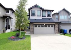 This large (almost 3300 sq ft of living space) 4 bdrm 2 story home has so much to offer. Diamond Realty & Associates Ltd. 2 Story Houses, Selling Real Estate, Calgary, Home Buying, Open House, Living Spaces, This Is Us, Patio, Diamond