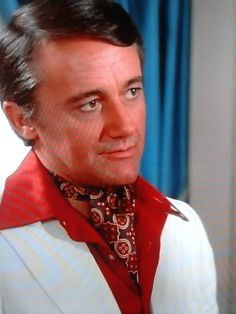 Robert Vaughan as Napoleon Solo.