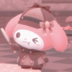 Baby Pink Aesthetic, Aesthetic Themes, Aesthetic Images, Aesthetic Japan, Aesthetic Anime, Animes Wallpapers, Cute Wallpapers, Hello Kitty My Melody, Cute Themes