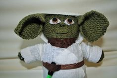 KnitWitsOwls: Star Wars: Return of the Knitting