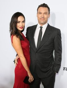 Pin for Later: 7 Celebrity Couples Who Broke Up Before Getting Married Megan Fox and Brian Austin Green