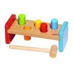Goki Hammer Bench - Toys and Games Ireland