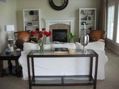 How to Decorate a Console Table Easily