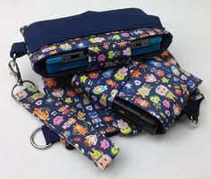 Smash Bros DS/3DS/XL/2DS Case by ButtonFoxCrafts on Etsy