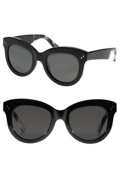 5e2a58d4bd KREWE  Julia  51mm Polarized Cat Eye Sunglasses available at  Nordstrom  Latest Sunglasses