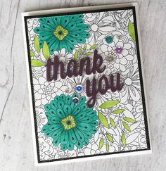 The Bundles of Blossoms Background stamp is showing off again in this beauty by thereisacardforthat found on Instagram. So pretty with the Thank You Die-namics and a few sequins! See this Instagram photo by @thereisacardforthat • 112 likes