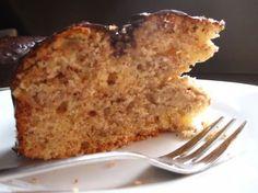 süße sünden: nussiger Bananenkuchen - leckere Resteverwertung