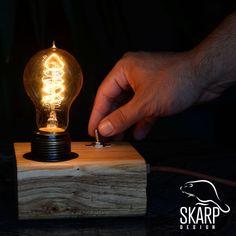 Edison Lamp, Light Bulb, Lighting, Instagram, Home Decor, Bulb Lights, Homemade Home Decor, Lights, Bulb