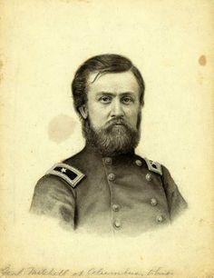 John Grant Mitchell (1838-94). Ohio