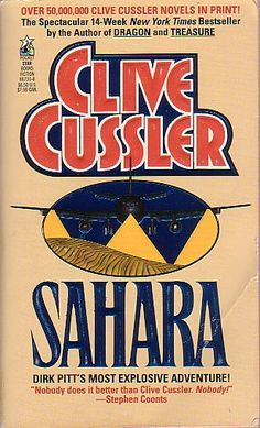 SAHARA - Matthew McConaughey