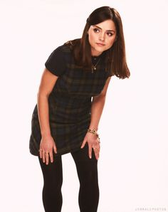 Jenna Louise coleman.  I love this for a cosplay.