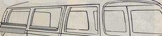 Rubber Kit, Window , Complete, Bus '68-'79  Item Number: EIS-2024 Price: $53.99 This is a great complete window rubber kit for your Bus's from '68 - '79. #aircooled #combi #1600cc #bug #kombilovers #kombi #vwbug #westfalia #VW #vwlove #vwporn #vwflat4 #vwtype2 #VWCAMPER #vwengine #vwlovers #volkswagen #type1 #type3 #slammed #safariwindow #bus #porsche #vwbug #type2 #23window #wheels #custom #vw #EISPARTS