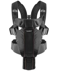 BabyBjorn Baby Carrier Miracle - Black