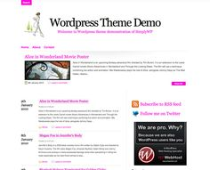 60+ Awesome New WordPress Themes #blogging