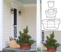 DIY Herb Tower