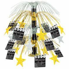 Movie Set Cascade Centrepiece Decoration - Hollywood Party Ideas