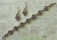 Linda's Crafty Inspirations: Free Pattern: Silky Deco Chain