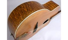 One of a kind Busato with stunning, highly figured back and sides!