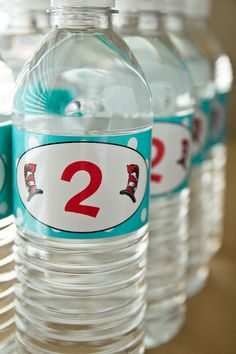 How to Make Custom Water Bottle Labels