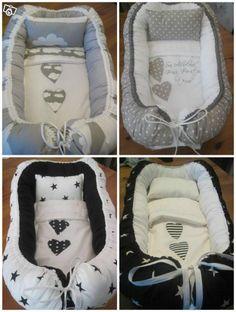 BABYNEST (extra täcke) hemsydda