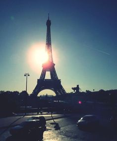 Torre Eiffel, Paris, Francia.