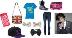"""""""you jelly yet"""" by annajaelw on Polyvore"""