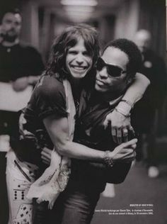 Steven Tyler and Lenny Kravitz - Bing Images