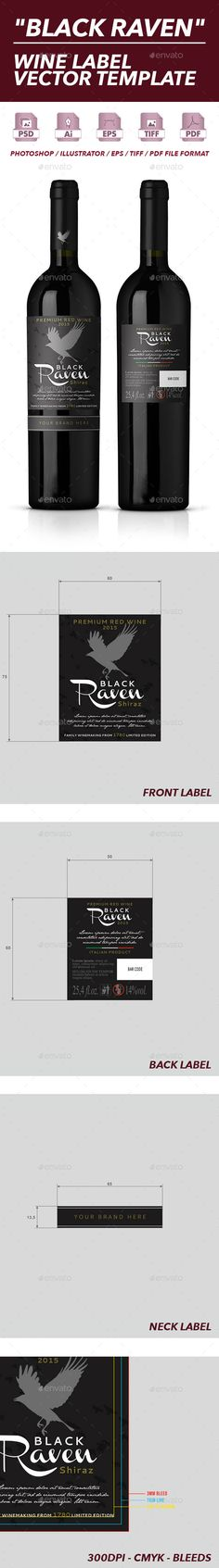Ketchup Label Template Ai illustrator, Template and Packaging design - ingredient label template