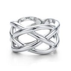Tiffany & Co Knots Ring
