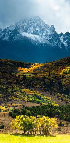 Mount Sneffels – Colorado