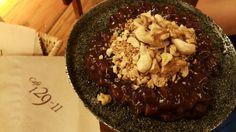 팥빙수 sweetened red beans ice cream dessert , Korean food, summer #연희동 cafe 129-11  #팥빙수 #서울 #Seoul #한국 #대한민국 #Korea