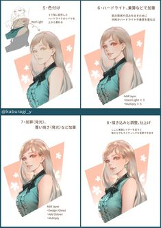 fashion sketch how to draw Digital Painting Tutorials, Digital Art Tutorial, Art Tutorials, Figure Drawing Reference, Art Reference Poses, Manga Drawing, Manga Art, Photoshop, Coloring Tutorial