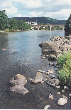The River Dee, Ballater, Scotland. Scottish Salmon, Places In Scotland, Cairngorms National Park, Orkney Islands, Scottish Castles, Family Days Out, Yorkshire Dales, Mo S, Weekend Trips