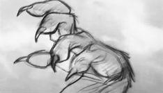 La animación de Glen Keane: Un rough imposible   notodoanimacion.es