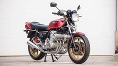 1979 Honda CBX - 11