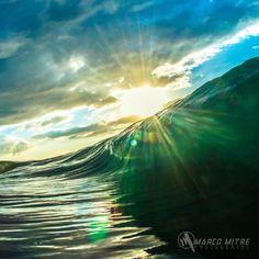 Stunning meeting of sky & ocean - Marco Mitre