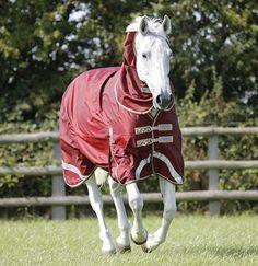 English Tack Shop - Premier Equine Buster 1000D Ballistic Nylon Zero Turnout…
