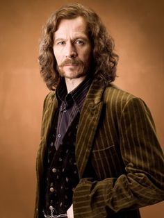 "Gary Oldman - ""Harry Potter and the oder of the Phoenix"" (2007) - Costume designer : Jany Temine"