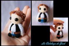 Han Solo Amigurumi (Star Wars) By Cristell Justicia/La calabaza de Jack ->Follow my work: ~Facebook: https://www.facebook.com/LaCalabazaDeJack ~Tumblr: http://lacalabazadejack.tumblr.com/ ~Deviantart: cristell15.deviantart.com   #Amigurumi #Pattern #Crochet #Knitting #Yarn #Felt #Felted #Plush #Toy #Doll #Handmade #Craft #Han #Solo #Star #Wars #Scifi #Film #Movie #Geek #Freak #Cute #Kawaii