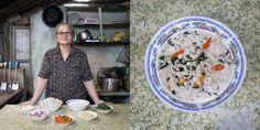 Un fotografo italiano ha immortalato le cucine delle nonne di tutto il mondo. #food