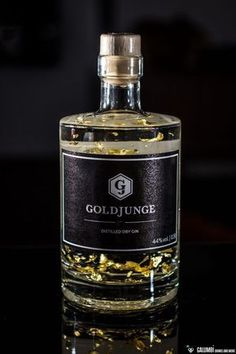 Pure Spirits: Goldjunge Distilled Dry Gin | Galumbi #gindrinks