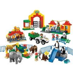 LEGO Duplo Grote dierentuin