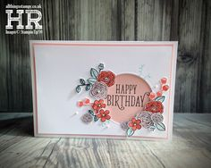 All Things Stampy: Mix It Up Monday: Happy Birthday Gorgeous Happy Birthday Gorgeous, Happy Birthday Friend, Happy Birthday Images, Happy Birthday Greetings, Sister Birthday, 21 Birthday, Homemade Birthday Cards, Fancy Fold Cards, Beautiful Handmade Cards