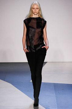 Helmut Lang Fall Winter 2013-2014/Prêt à porter-New York.