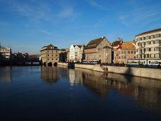 love water views Zurich, Mansions, House Styles, Water, Travel, Inspiration, Gripe Water, Biblical Inspiration, Viajes