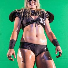 """639 Likes, 11 Comments - Legends Football League (@mylfl) on Instagram: """"On set with Chelsey from LA Temptation"""""""