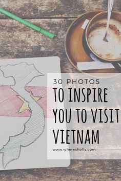 15 Photos To Inspire You To Visit Vietnam - Where's Holly? Visit Vietnam, Southeast Asia, Travel Tips, Backpacker, Boat, Inspire, Culture, Inspiration, Lifestyle