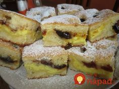 Desert Recipes, Sweet Recipes, Cookie Recipes, French Toast, Bakery, Deserts, Food And Drink, Sweets, Cooking