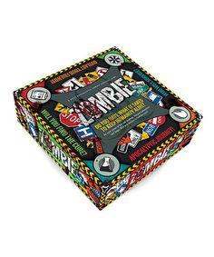 Look at this #zulilyfind! Zombie Road Trip Game by NMR Distribution #zulilyfinds